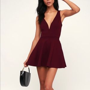 Lulus Skort Dress